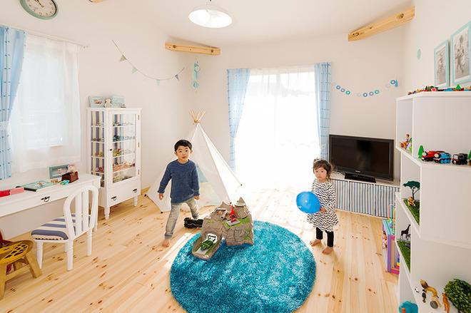 家づくり事例 子供室